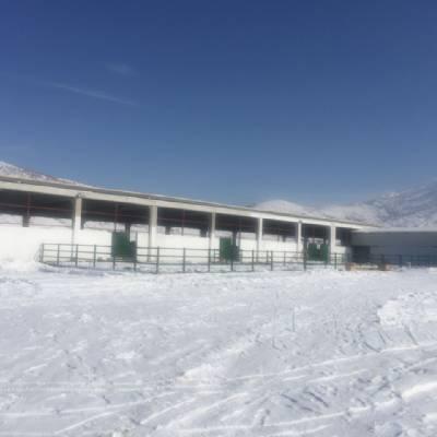 120 Baş Süt Üretim Çiftliği / Malatya - Yaygın