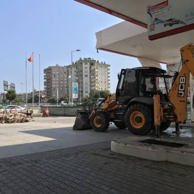 Npet / Ağaoğlu Akaryakıt / Mersin