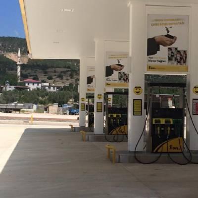 Soil Dermiştaş Petrol Silifke