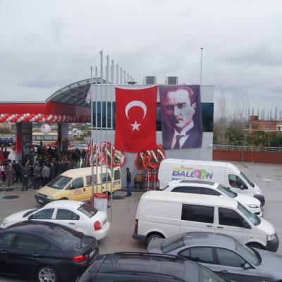 TP AKDENİZ PETROL / HATAY DÖRTYOL