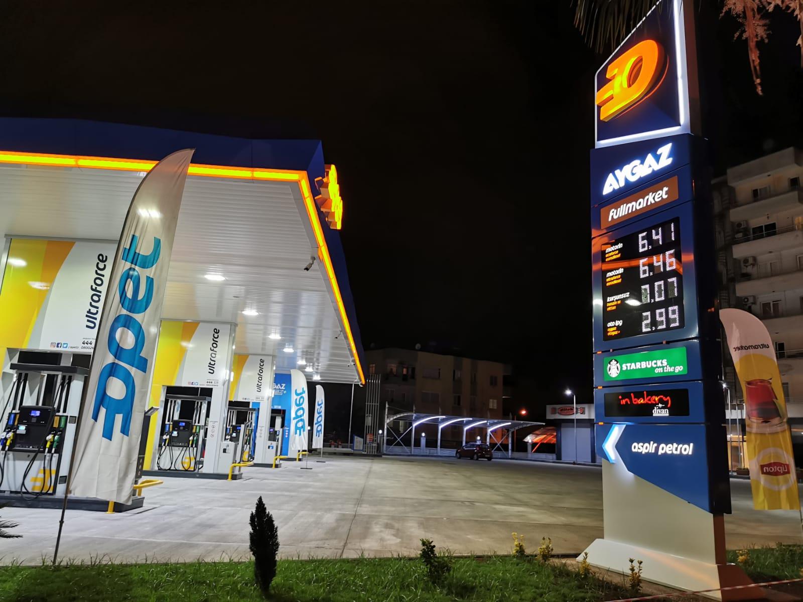 Çokgün Mühendislik İnşaat Petrol, Mersin